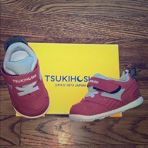 Infant sneakers from Tsukihoshi Japan US size 3